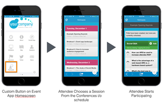 Integrating Conferences i/o with Your Mobile Event App