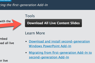 Second-generation Windows PowerPoint Add-In is now out of beta