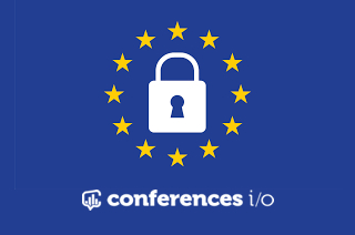 Conferences i/o and GDPR