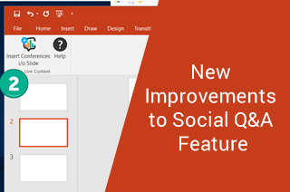 New Improvements To Social Q&A Feature