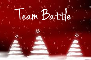 Christmas Themed Team Battle Quiz Game